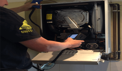 boiler servicing wp website