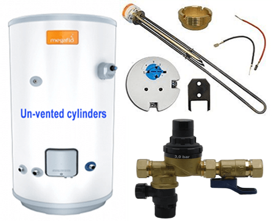 hot water cylinder repairs and installations
