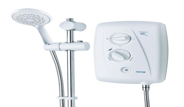 electric shower nav wp