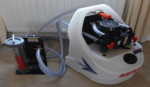 power flushing nav wp