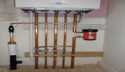 boiler installation wp