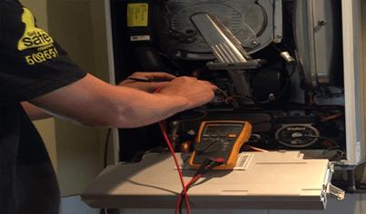 boiler repair wp website