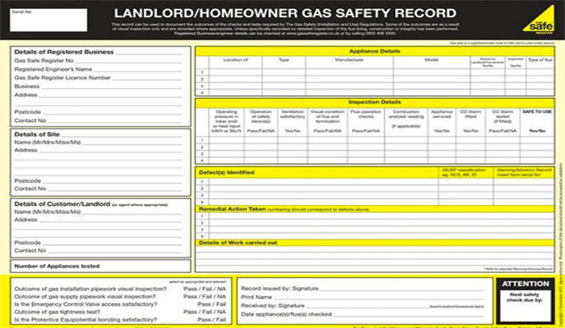 gas landlord yellow nav wp