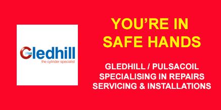 pulsacoil & gledhill repairs, installations